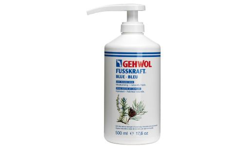 Gehwol - Fusskraft - Blue - Foot Cream - 500ml